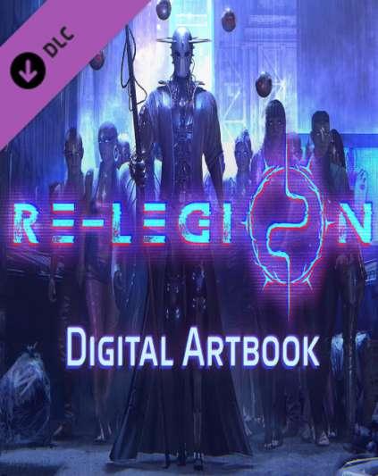 Re-Legion Digital Artbook