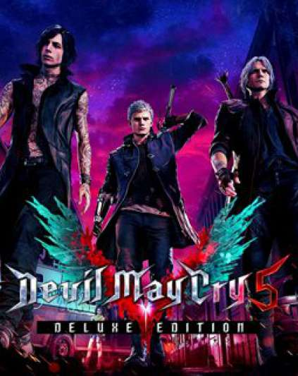 Devil May Cry 5 Deluxe Edition | DMC 5