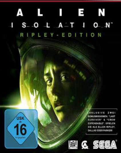 Alien Isolation Ripley Edition
