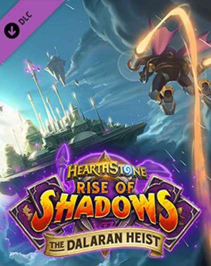 Hearthstone Rise of Shadows The Dalaran Heist