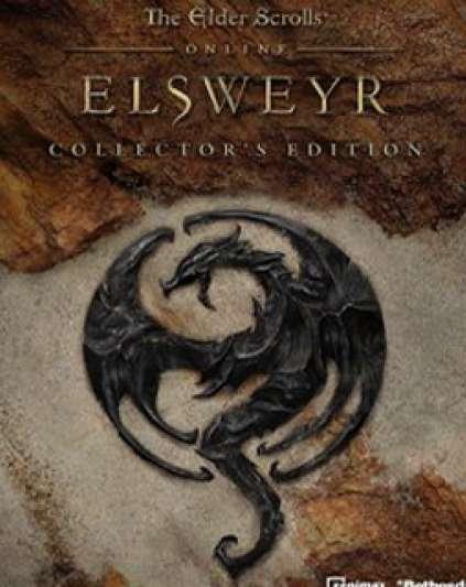 The Elder Scrolls Online Elsweyr Digital Collectors Edition