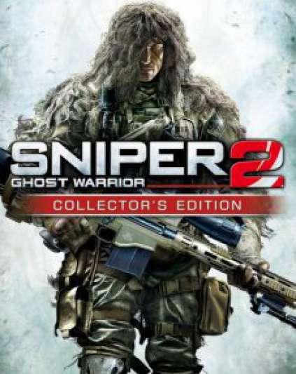 Sniper Ghost Warrior 2 Collectors Edition