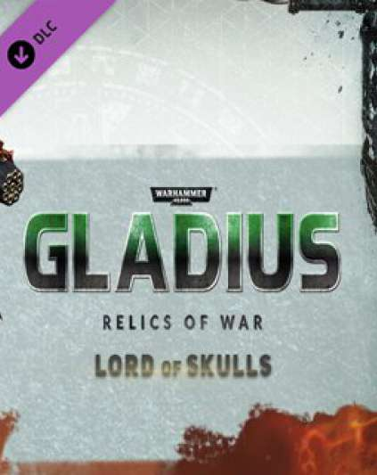 Warhammer 40,000 Gladius Relics of War Lord of Skulls