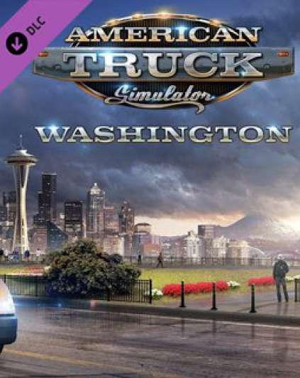 American Truck Simulátor Washington