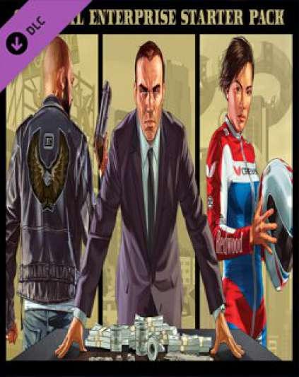 Grand Theft Auto V Criminal Enterprise Starter Pack