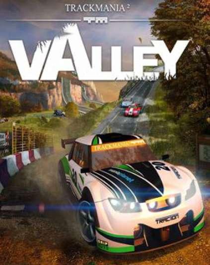 TrackMania 2 Valley