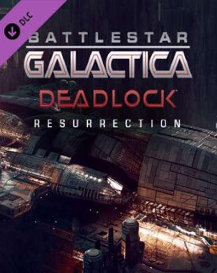 Battlestar Galactica Deadlock Resurrection