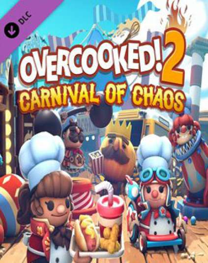 Overcooked! 2 Carnival of Chaos