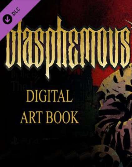 Blasphemous Digital Artbook