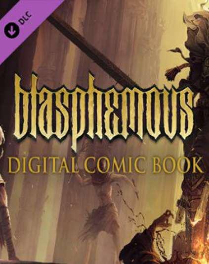 Blasphemous Digital Comic