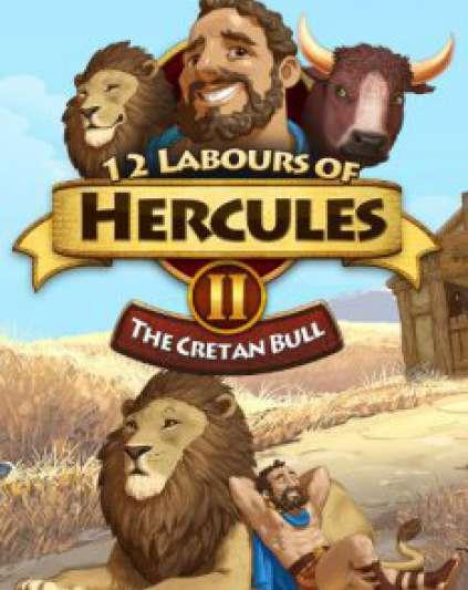 12 Labours of Hercules II The Cretan Bull