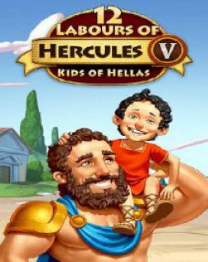 12 Labours of Hercules V Kids of Hellas