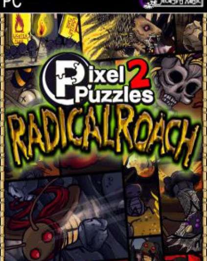 Pixel Puzzles 2 RADical ROACH
