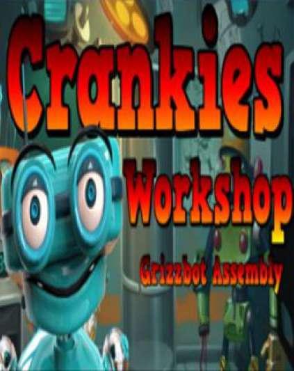 Crankies Workshop Grizzbot Assembly