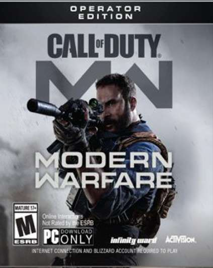 Call of Duty Modern Warfare Operator Edition