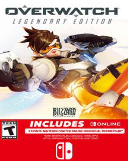 Overwatch Legendary Edition + 90 dní Online individual membership