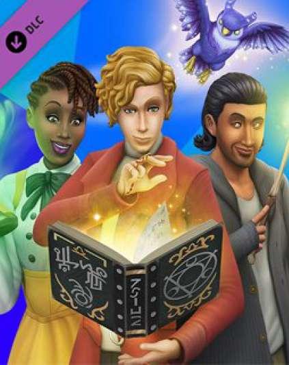 The Sims 4 Říše kouzel