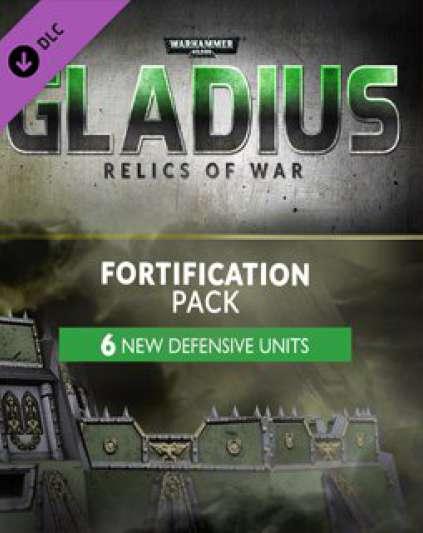 Warhammer 40,000 Gladius Fortification Pack