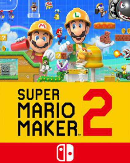 Super Mario Maker 2 + 365 dní Online Individual membership