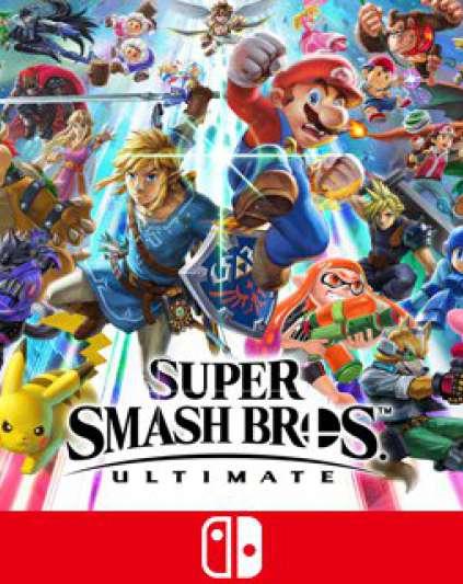 Super Smash Bros Ultimate + Online 365 dní Individual Membership
