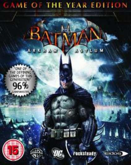 Batman Arkham Asylum GOTY