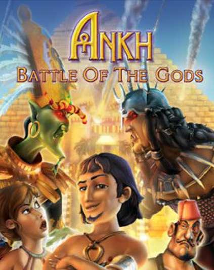 Ankh 3 Battle of the Gods