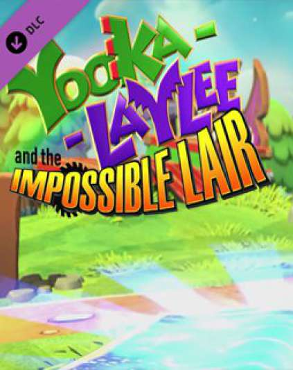 Yooka-Laylee and the Impossible Lair Digital Graphic Novel