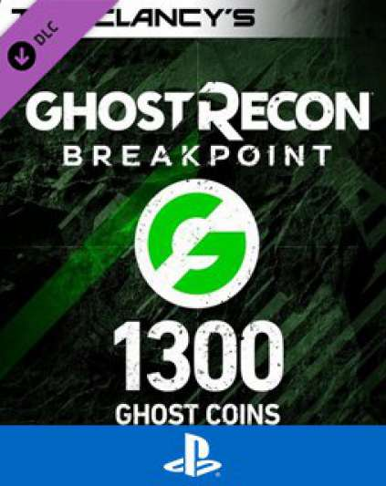 Tom Clancys Ghost Recon Breakpoint 1300 Ghost Coins