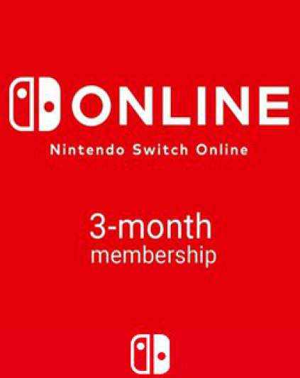 90 dní Switch Online Membership Individual