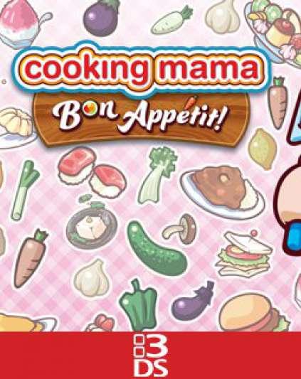 Cooking Mama 5 Bon Appetit!