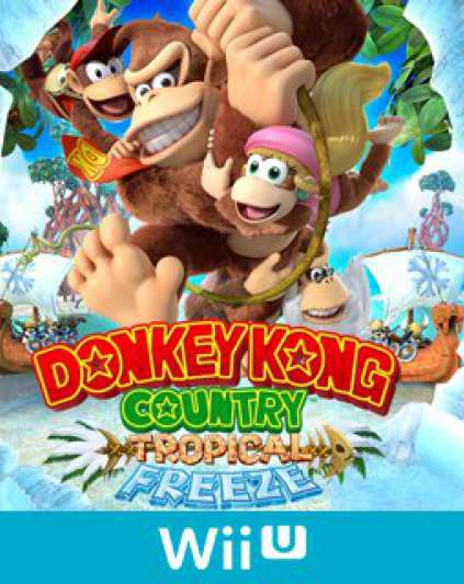 Donkey Kong Country Tropical Freeze