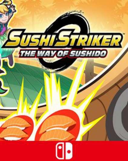 Sushi Striker The Way of Sushido