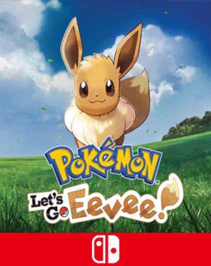 Pokémon Let's Go Eevee!