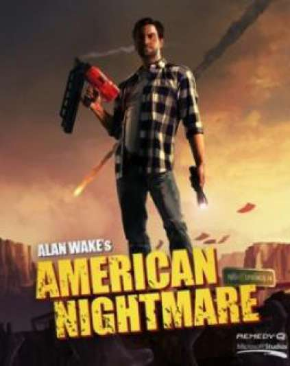 Alan Wakes American Nightmare
