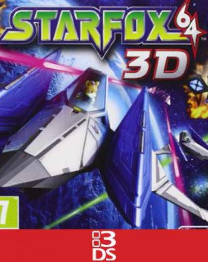 Star Fox 64 3D Select
