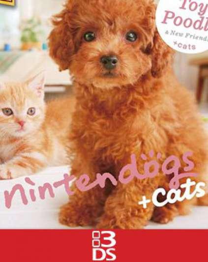 Nintendogs + Cats Toy Poodle + Friends