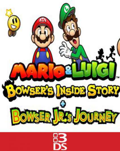 Mario & Luigi Bowser's Inside Story+B.Journey