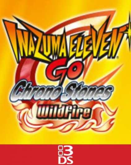 Inazuma Eleven Go Wildfire