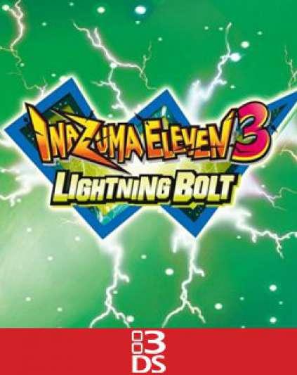 Inazuma Eleven 3 Lightning Bolt