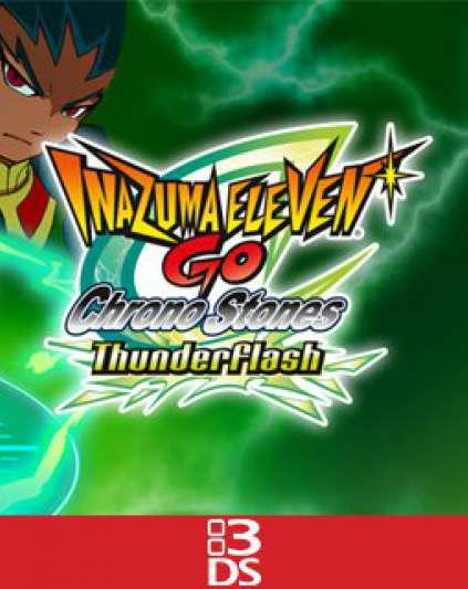 Inazuma Eleven Go Thunderflash
