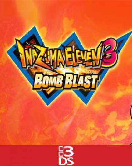 Inazuma Eleven 3 Bomb Blast