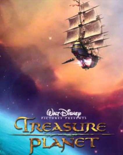 Disney's Treasure Planet Battle of Procyon