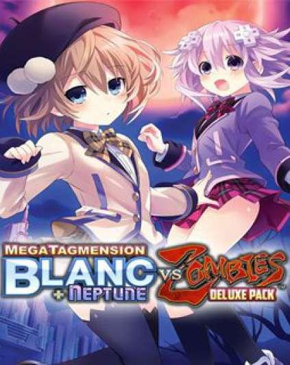 MegaTagmension Blanc + Neptune VS Zombies Deluxe