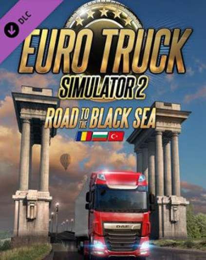 Euro Truck Simulátor 2 Cesta k Černému moři