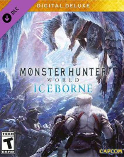 Monster Hunter World Iceborne Digital Deluxe