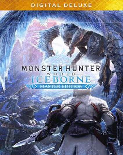 Monster Hunter World Master Edition Digital Deluxe