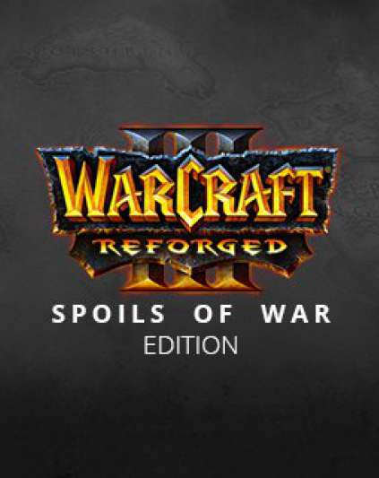 Warcraft III Reforged Spoils of War Edition | Warcraft 3