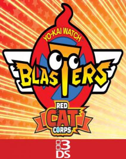 YO-KAI WATCH Blasters Red Cat