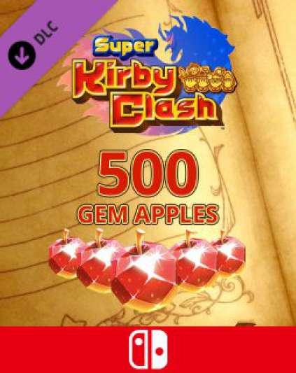 500 Gem Apples dla Super Kirby Clash