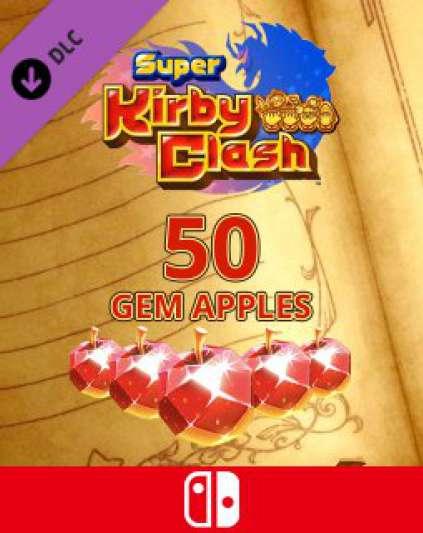 50 Gem Apples dla Super Kirby Clash